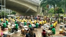Bateras 100% Brasil Anhangabaú 2016